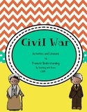 Civil War: Activities and Lessons  to  Promote Understanding