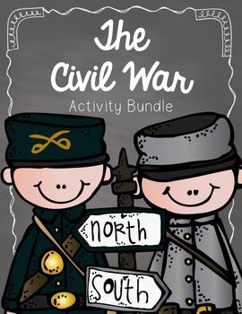 Civil War Activity Bundle