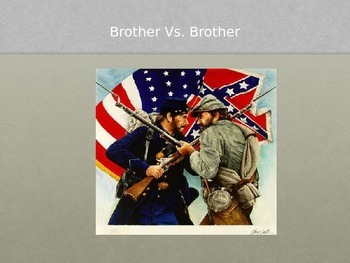 Civil War Advantages and Disadvantages