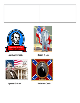 Civil War Alternative Assessments