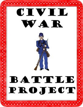 Civil War Battle Project