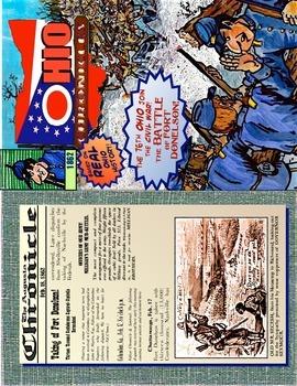 Civil War Battle of Ft. Donelson --the Comic!