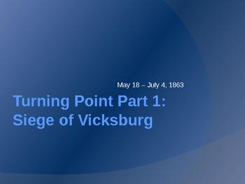 Civil War Battles: Battle of Vicksburg