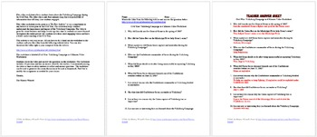 Civil War Battles and Campaigns in 4 Minutes Video Worksheet Collection
