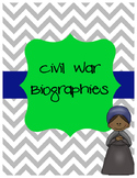 Civil War Biographies