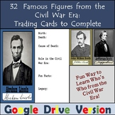 Google Drive - Civil War Biography Cards to Create