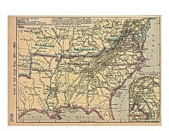 Civil War Booklet