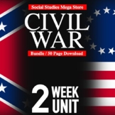Civil War Reconstruction 12 Years a Slave Reading, Writing