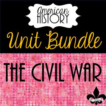 Civil War Bundle--9 Products!