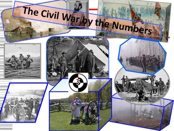 Civil War... By The Numbers