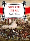 Civil War Causes - Activity Stations
