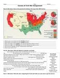 Civil War: Causes of War Assignment