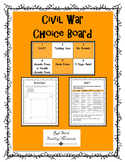 Civil War Choice Board