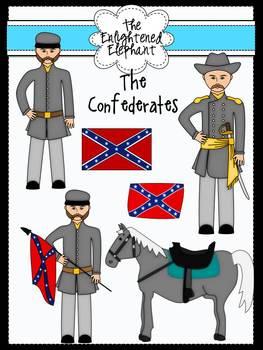 Civil War Clip Art