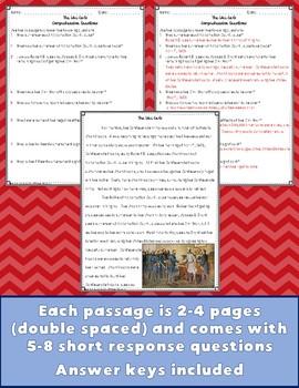 Civil War Close Reading Passages