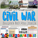 Civil War Unit Plan Set