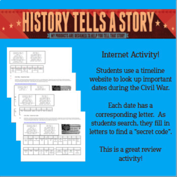 Civil War:  Crack the Code!