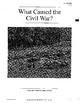 Civil War: DBQ