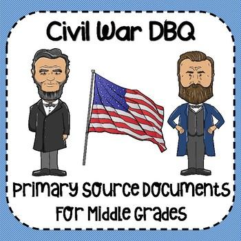 Civil War DBQ