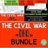 Civil War DBQ Essay BUNDLE