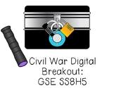 Civil War Digital Breakout (SS8H5B)