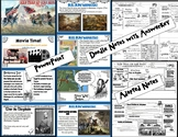 Civil War Doodle Notes (War in the East) (Pt. 2)