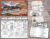 Civil War Doodle Notes (War in the West) (Pt. 3)