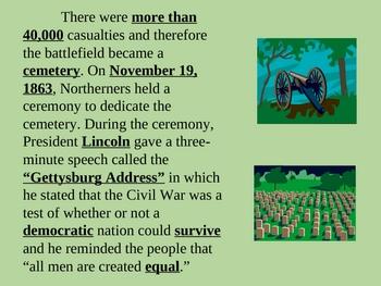 Civil War Ends! - PowerPoint