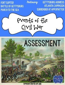 Civil War Events Test