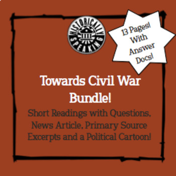 Civil War: Events Leading to War