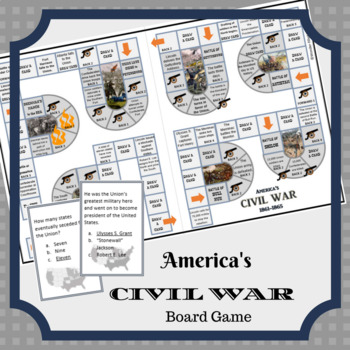 Civil War Game- Civil War Review