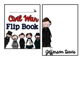 Civil War Flip Book