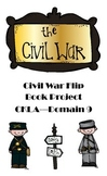 Civil War Flip Book - Domain 9 CKLA (Core Knowledge)