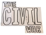 Civil War Flipbook