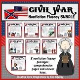 Civil War Fluency BUNDLE