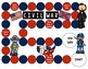 Civil War Game (File Folder Board Game)