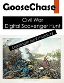 Civil War GooseChase Digital Scavenger Hunt