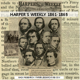Civil War: Harper's Weekly 1861 - 1865