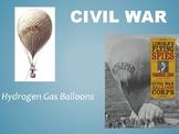 Civil War Hot Air Balloons Lesson (science and social studies)