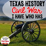 Civil War Activity: I Have Who Has