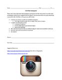 Civil War Instagram Project