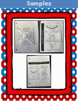 Civil War Interactive Notebook
