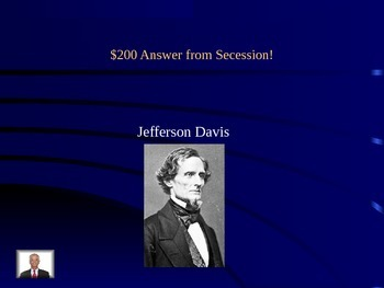 Civil War Jeopardy review game - Engaging and FUN!