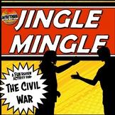 Civil War Jingle Mingle Fun, Review Activity