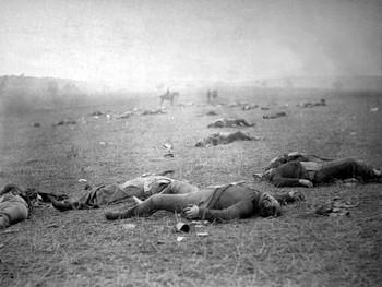 Civil War Key Battles Powerpoint