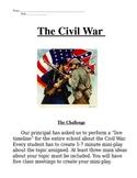 Civil War Knowledge Skill Builder