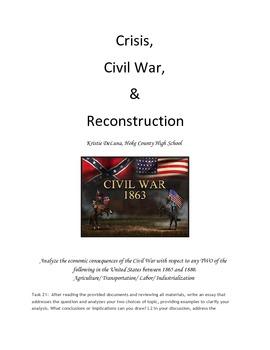 Civil War LDC Module for US History