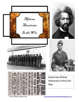 Civil War Lap Book