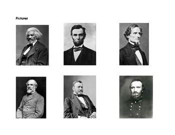 Civil War Leaders Project