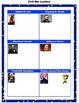 Civil War Leaders Student Worksheet/Printable/Homework